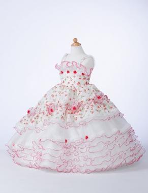 3歳女の子ドレス