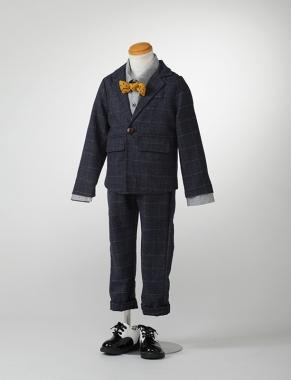 3歳男の子タキシード