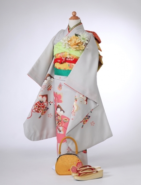 7歳女の子着物